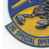 2nd Special Operations Squadron Patch | Lower Left Quadrant