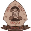 2nd Reconnaissance Battalion Desert Patch