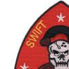 2nd Reconnaissance Battalion Patch Swift Silent Deadly | Upper Left Quadrant