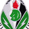 2nd Psychological Operations Group Patch | Center Detail
