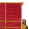 81st Airborne Field Artillery Battalion Patch   Upper Right Quadrant