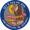 2nd Military Intelligence Battalion Detachment D Patch