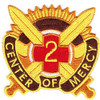 2nd Medical Brigade Patch