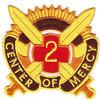 2nd Medical Brigade Patch