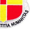 81st Airborne Anti-Aircraft Artillery Battalion Flash Patch | Lower Right Quadrant