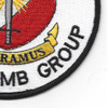2nd Air Division 467th Bomb Group Patch | Lower Right Quadrant