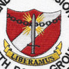 2nd Air Division 467th Bomb Group Patch | Center Detail
