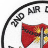 2nd Air Division 467th Bomb Group Patch | Upper Left Quadrant