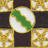 817th Medical Evacuation Hospital Patch | Center Detail