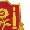 29th Field Artillery Regiment Patch | Upper Right Quadrant