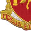 29th Field Artillery Regiment Patch | Lower Left Quadrant