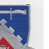 299th Support Battalion Patch   Upper Right Quadrant