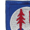 299th Infantry Regimental Combat Team Patch | Upper Left Quadrant