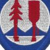 299th Infantry Regimental Combat Team Patch | Center Detail