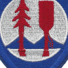 299th Infantry Regimental Combat Team Patch | Center Detail