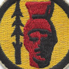 298th Regimental Combat Team Patch | Center Detail