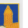 296th Infantry Regimental Patch | Upper Right Quadrant