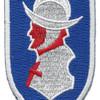 295th Regimental Combat Team Patch | Center Detail