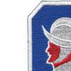 295th Regimental Combat Team Patch | Upper Left Quadrant