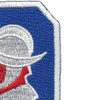 295th Regimental Combat Team Patch | Upper Right Quadrant
