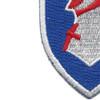 295th Regimental Combat Team Patch | Lower Left Quadrant