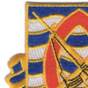 294th Infantry Regiment Patch | Upper Left Quadrant