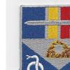 293rd Infantry Regiment Patch | Upper Left Quadrant