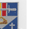 293rd Infantry Regiment Patch | Upper Right Quadrant
