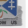 293rd Infantry Regiment Patch | Lower Right Quadrant
