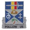 293rd Infantry Regiment Patch
