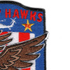 2916th Aviation Battalion A Company 2 Star Patch DESERT HAWKS Hook And Loop | Upper Right Quadrant