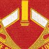 28th Field Artillery Regiment Patch   Center Detail