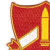 28th Field Artillery Regiment Patch   Upper Left Quadrant
