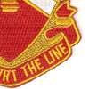28th Field Artillery Regiment Patch | Lower Right Quadrant