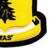28th Cavalry Regiment Patch | Lower Right Quadrant