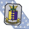 28th Bombardment Wing SAC Banner Patch | Center Detail