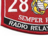 2831 Radio Relay Repair MOS Patch | Lower Left Quadrant