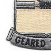 27th Quartermaster Regiment Patch | Lower Left Quadrant