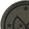 27th Infantry Brigade Patch | Upper Left Quadrant