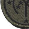 27th Infantry Brigade Patch | Lower Left Quadrant