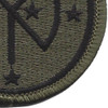 27th Infantry Brigade Patch | Lower Right Quadrant