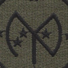 27th Infantry Brigade Patch | Center Detail