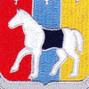 27th Infantry Brigade Combat Team Special Troops Battalion Patch STB-48 | Center Detail