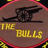 27th Field Artillery Regiment 5th Field Artillery Battalion B Battery Patch | Center Detail