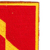27th Field Artillery Battalion Patch | Upper Right Quadrant