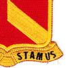 27th Field Artillery Battalion Patch | Lower Right Quadrant