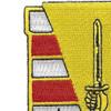 27th Engineer Battalion Patch - Go Hard | Upper Left Quadrant