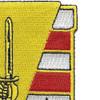 27th Engineer Battalion Patch - Go Hard | Upper Right Quadrant