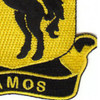27th Cavalry Regiment Patch | Lower Right Quadrant