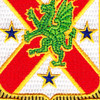 278th Chemical Battalion Patch | Center Detail